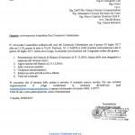 Convocazione Assemblea Consorzio 20.7